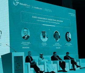 Smart Automation Energy participates in the 5thAnnual RetrofitTech MENA Summit